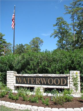 Entrance to Waterwood